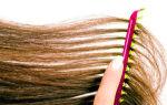 Маска для сухих кончиков волос с оливковым и репейным маслом
