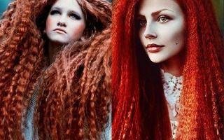 Гофрированные волосы: в ногу со временем
