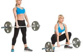 Становая и мертвая тяга со штангой: техника выполнения для мужчин и женщин