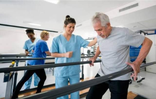 Гимнастика для восстановления после инсульта
