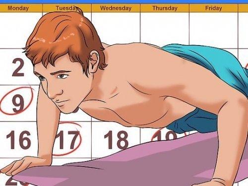Тренировки с собственным весом в домашних условиях