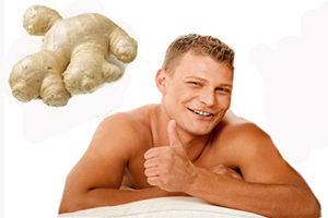 Имбирь: полезные свойства для мужчин