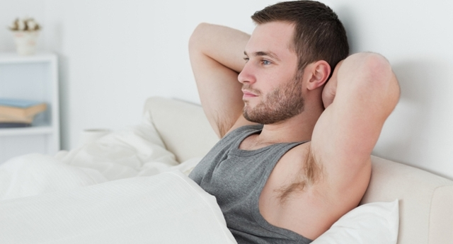 Почему у мужчин по утрам постоянно стоит член