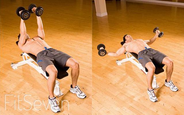 Как накачать грудные мышцы (грудь) в домашних условиях