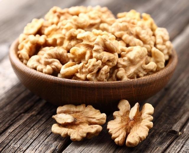 Какие орехи можно есть при похудении и когда лучше есть орехи
