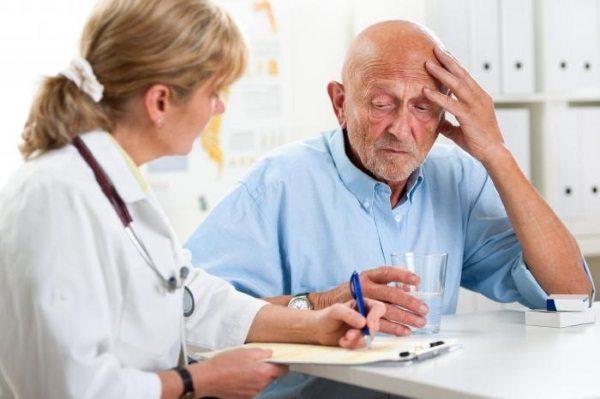 Микроинсульт: симптомы и первые признаки у мужчин