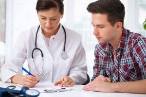 Остроконечные кондиломы у мужчин - лечение