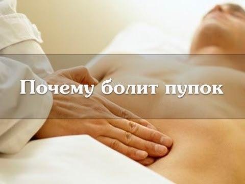 Боль в животе в области пупка слева, справа, вокруг, причины у женщин и мужчин