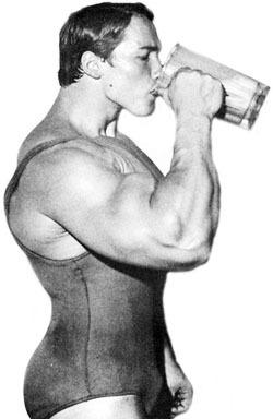 Протеин для набора мышечной массы - какой лучше и что дает