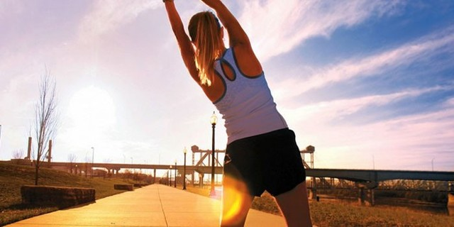 Фитнес (зарядка для похудения) в домашних условиях