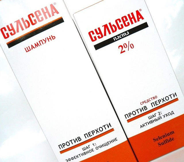 Сульсеновый шампунь от выпадения волос: отзывы и применение
