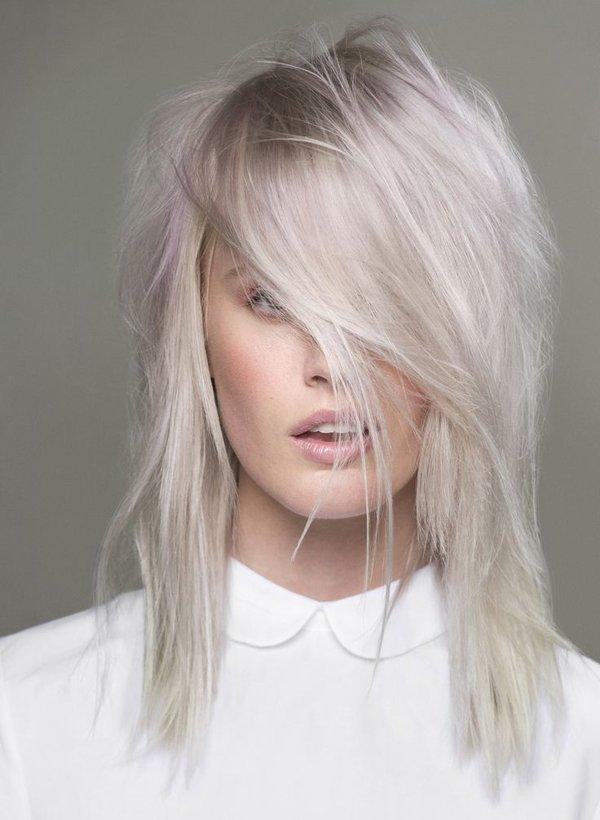 Шампунь от желтизны волос для мелированных локонов