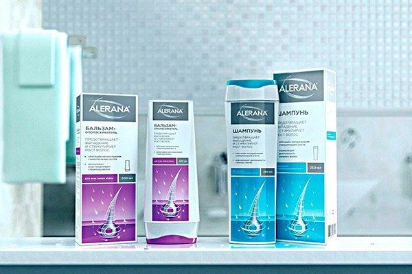 Шампунь Алерана для жирных, комбинированных и сухих волос: отзывы, состав, применение
