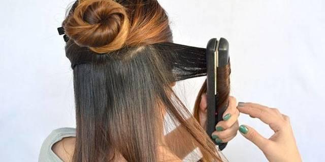 Как сделать волосы прямыми: профессиональные утюжки для выпрямления волос