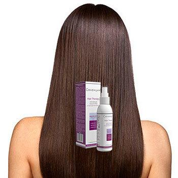 Селенцин спрей для роста волос: отзывы и рекомендации