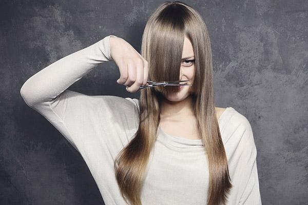 Как часто нужно подстригать кончики волос: подровнять волосы