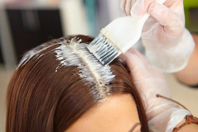 Можно ли беременным красить волосы хной?