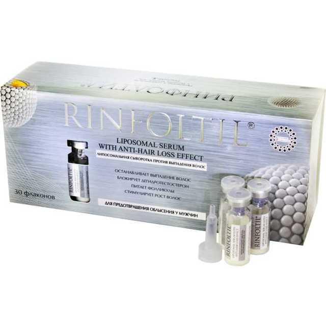 Препараты от выпадения волос - Миноксидил, Силокаст, Пропеция, Ринофолтил, polipant complex
