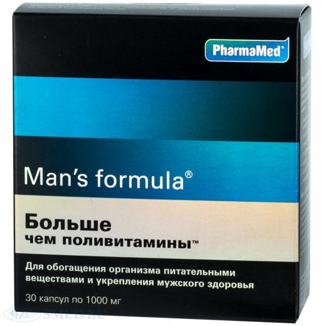 Витамины от выпадения и роста волос у мужчин