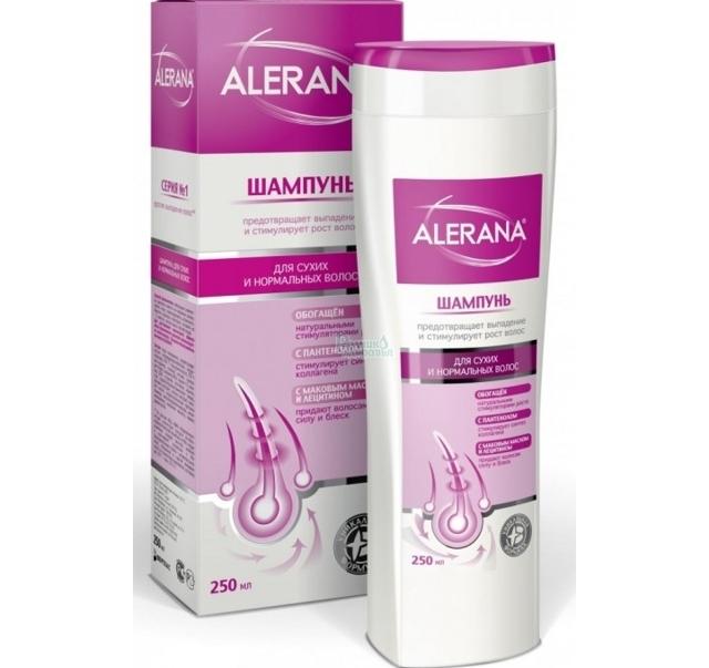 Шампунь против выпадения волос для женщин