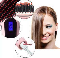 Электрическая расческа для укладки волос: особенности и преимущества использования