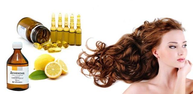 Димексид для волос: препарат для роста волос, отзывы от врачей и пациентов