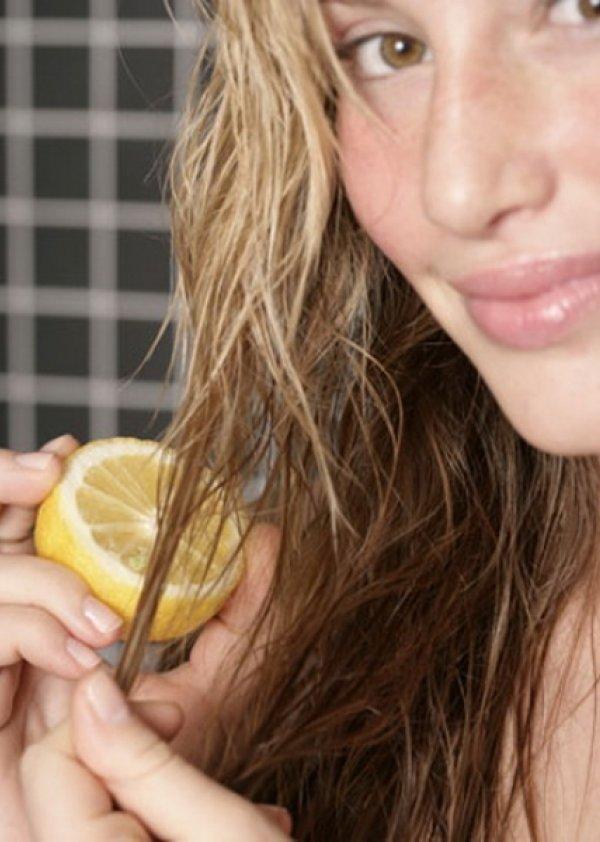 Лимонная кислота для волос: спасение от облысения и здоровье волос