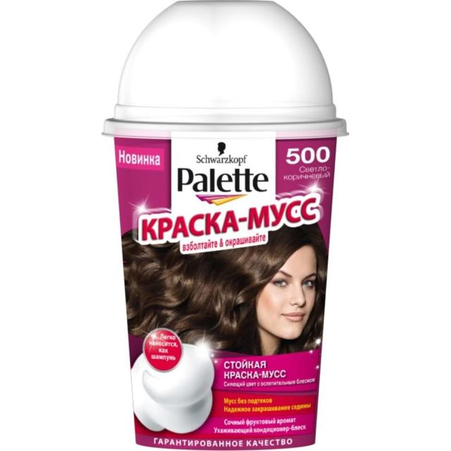 Пена для волос: пенка для окрашивания прядей