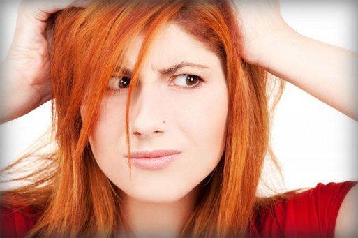 Как смыть хну: эффективные косметические средства