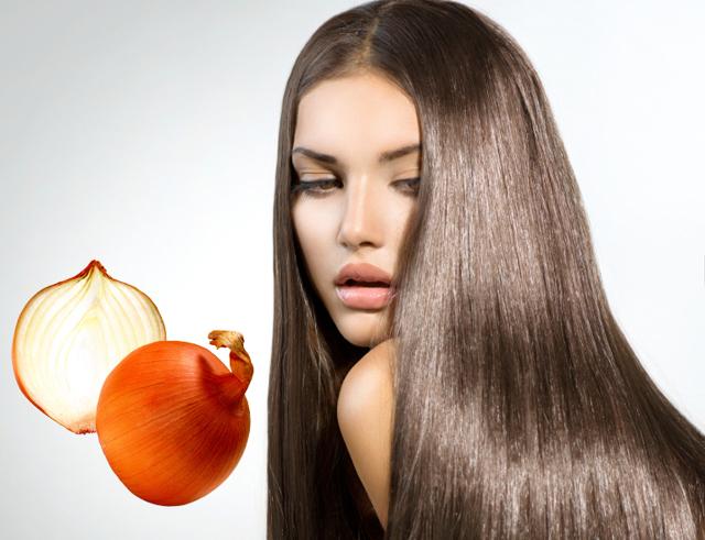 Маска луковая для роста волос: здоровье и красота прядей в одной луковице