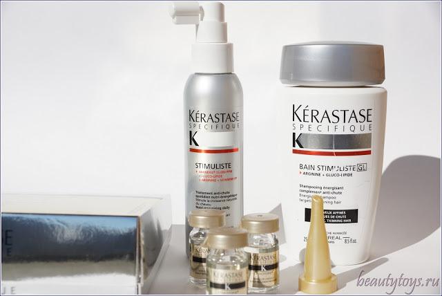 Керастаз для волос: отзывы о ампулах от выпадения