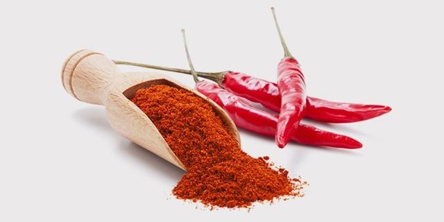 Маска для волос с красным перцем