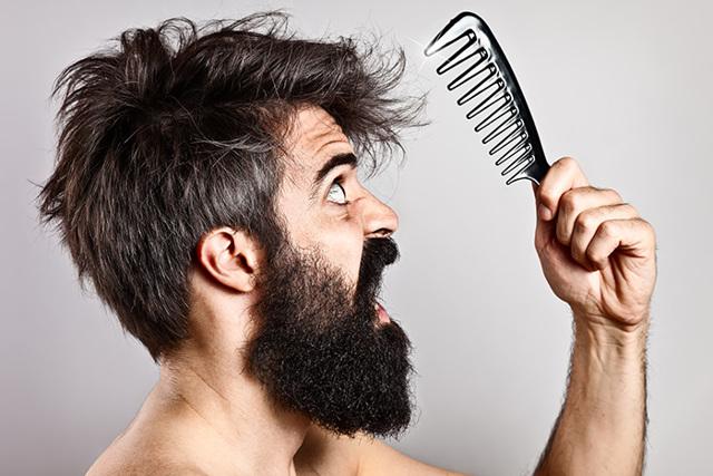 Шампунь против выпадения волос для мужчин