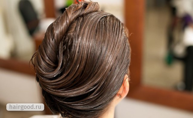 Глазирование волос в домашних условиях: основные средства и этапы выполнения