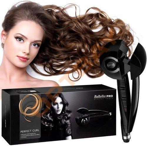 babyliss pro perfect curl: автоматическая плойка для волос