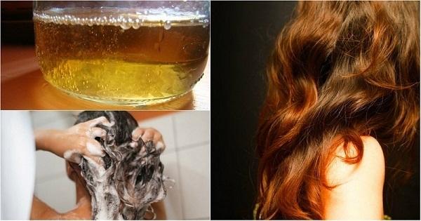 Укрепление волос от выпадения: народные средства