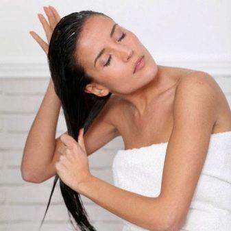 Репейная сыворотка для волос укрепляющая локони