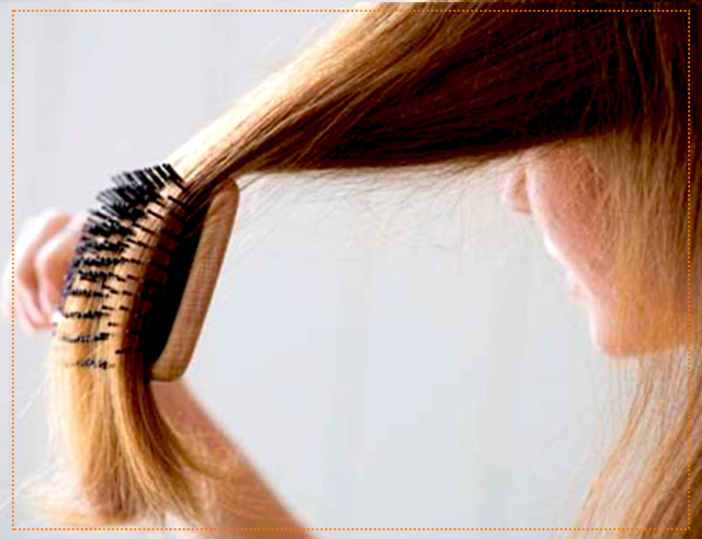 Выпадение волос при беременности