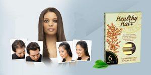 healthy hair: новый эффективный восстанавливающий комплекс волос