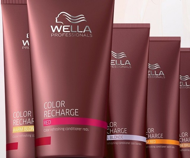 Оттеночный шампунь для русых и темных волос