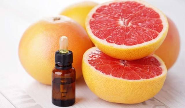 Эфирное масло грейпфрута для волос: свойства и применение