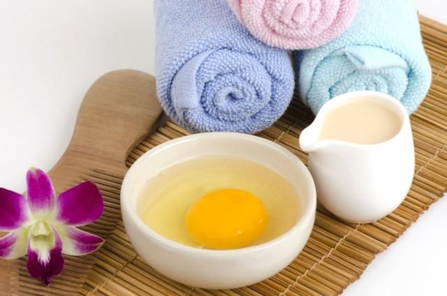 ичный желток для волос: польза продукта и способы использования в домашних условиях