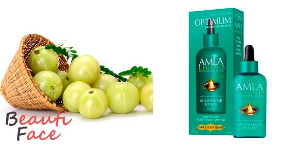 Масло амлы для волос применение