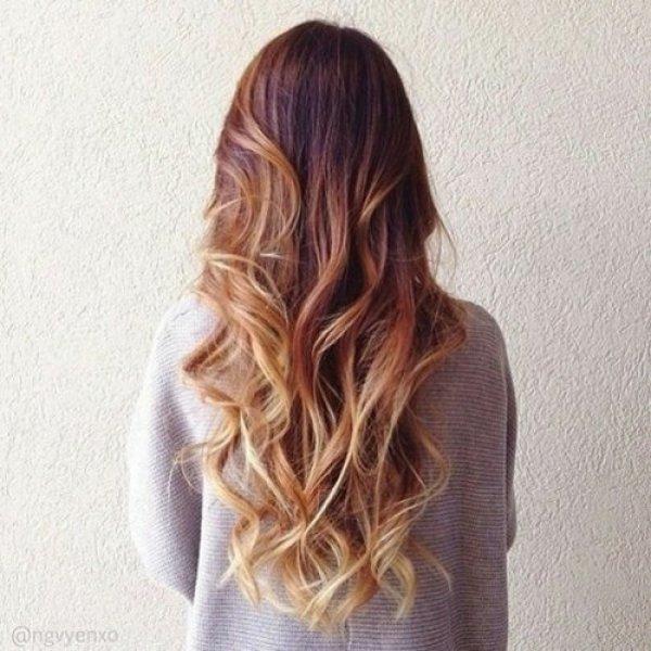 Как отрастить свой цвет волос из блондинки после окрашевания