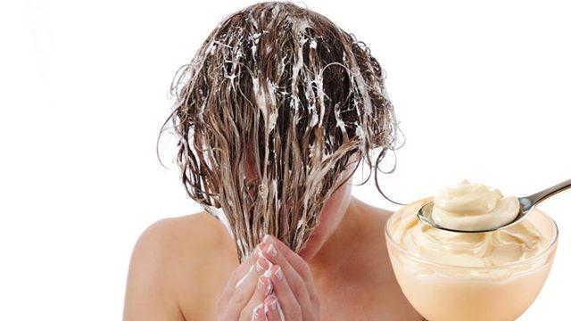 Майонезная маска для волос – волшебное превращение для ваших локонов