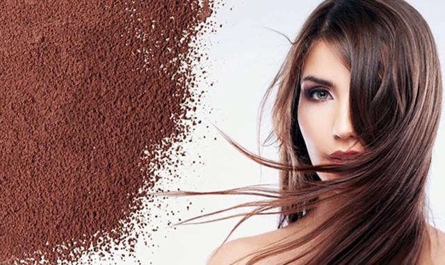 Окрашивание волос какао в домашних условиях