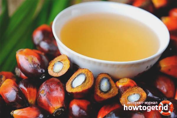 Пальмовое масло для волос: отзывы и рекомендации