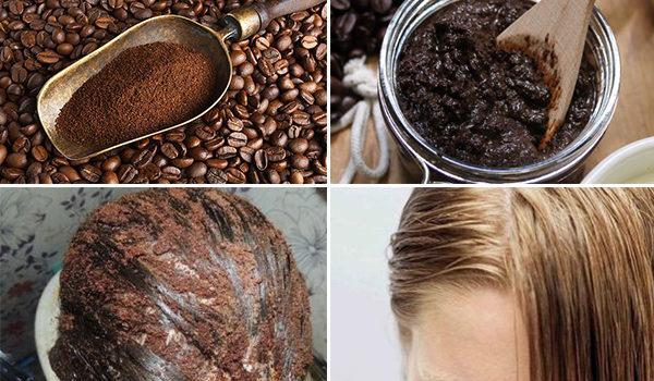 Маска для волос с кофе: природный лекарь и краситель в одной чашке