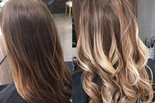Отращиваем волосы: фото до и после отращивания тонких волос