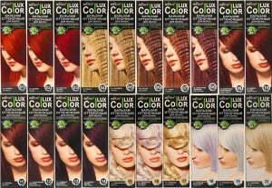 Оттеночный бальзам для волос color lux палитра: отзывы, состав, применение